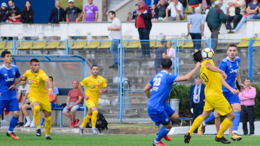 ASF Comuna Recea a castigat meciul de la Dej cu formatia ...  |Comuna Recea