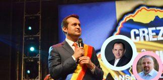 DIN RESPECT PENTRU BĂIMĂRENI - Primarul Cherecheș cere PNL și USR să îi nominalizeze pe Mircea Cirț și pe Dan Ivan pentru funcțiile de viceprimari